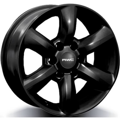 Rwc TO64 Black wheel (18X8, 6x139.7, 106.1, 20 offset)
