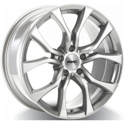 RWC TO80 / LX80 Silver wheel (18X8.0, 5x114.3, 60.1, 35 offset)