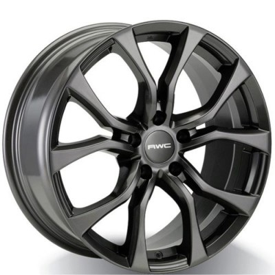 RWC TO80 / LX80 Anthracite wheel (16X7.0, 5x100, 54.1, 40 offset)