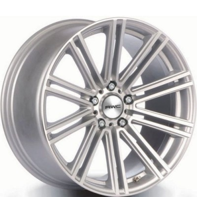 RWC TS1005 Silver wheel (18X8.5, 5x114.3, 64.1, 35 offset)