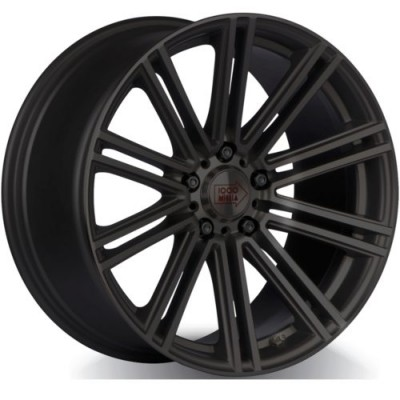 RWC TS1005 Black wheel | 18X8.5, 5x114.3, 64.1, 35 offset