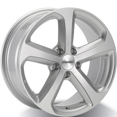 Rwc VW120 Silver wheel (15X6.5, 5x112, 57.1, 42 offset)