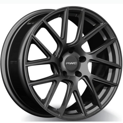RWC VW770 Gun Metal wheel (17X7.5, 5x112, 57.1, 42 offset)