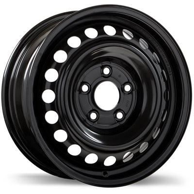 Fast Wheels Steel Wheel Black wheel | 15X6.0, 5x114.3, 67.1, 46 offset