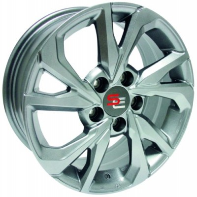 Sport Edition SE17 Gun Metal wheel (16X7, 5x114.3, 64.1, 40 offset)