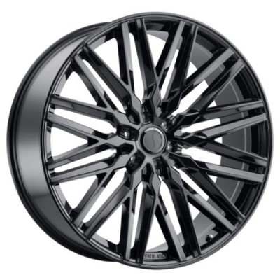 Status Wheels ADAMAS Gloss Black wheel (20X9, 6x120, 67.1, 25 offset)