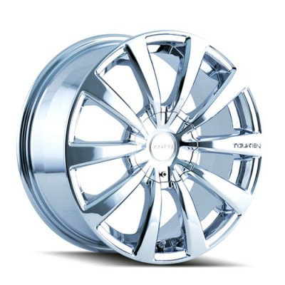 Touren TR3 Chrome wheel (18X8, 5x100/114.3, 72.62, 40 offset)