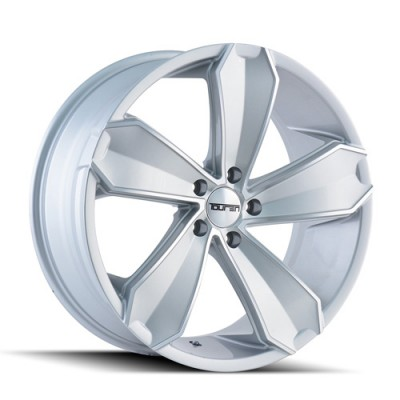 Touren TR71 Machine Hyper Silver wheel (20X10, 5x120, 74.1, 20 offset)