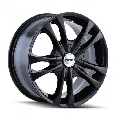 Touren TR22 Gloss Black wheel | 15X7, 4x100/114.3, 67.1, 40 offset