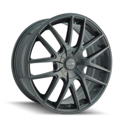 Touren TR60 Gun Metal wheel (16X7, 5x100/114.3, 72.6, 42 offset)