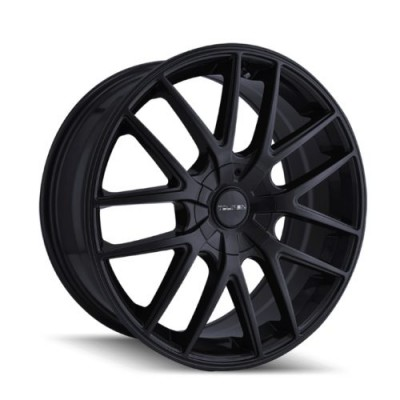 Touren TR60 Matte Black wheel (16X7, 5x112/120, 72.6, 42 offset)