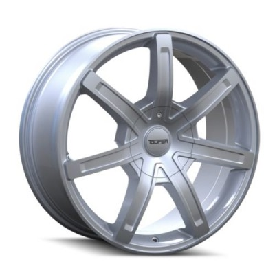 Touren TR65 Silver wheel (17X7.5, 6x120/132, 74.5, 30 offset)