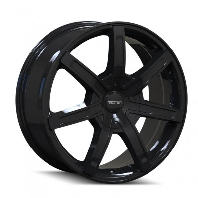 Touren TR65 Gloss Black wheel (17X7.5, 6x120/132, 74.5, 30 offset)