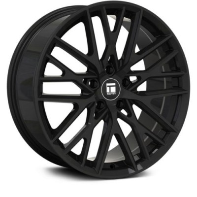 Touren TR91 Gloss Black wheel (18X8, 5x112, 66.56, 35 offset)