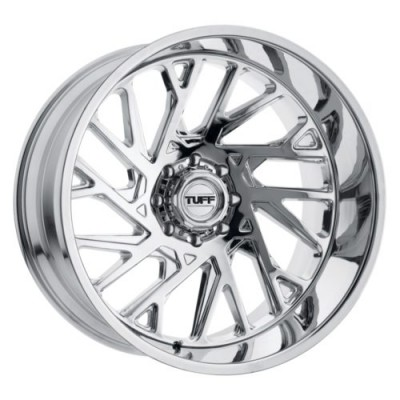Tuff Wheels T4B Red wheel (20X12, 6x139.7, 112.1, -45 offset)