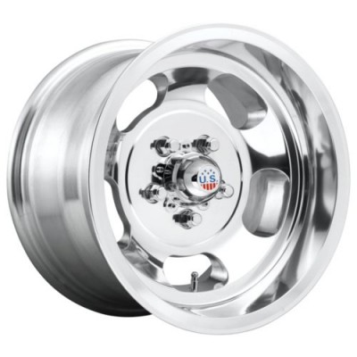 US MAG INDY Polished wheel (15.00X8.00, 5x101.60, 63.8, 0 offset)