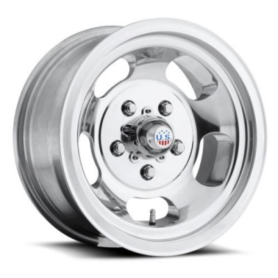 US MAG Indy U101 Polished wheel (15X8, 5x120.7, 72.6, -12 offset)