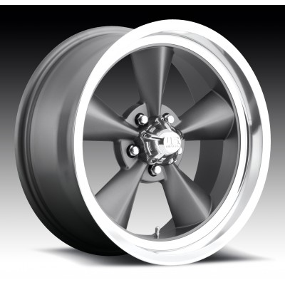 US MAG Standard U102 Gun Metal wheel (15X8, 5x120.7, 72.6, 1 offset)