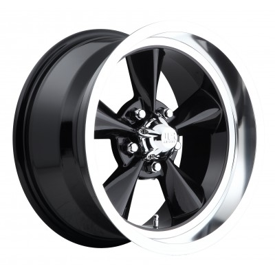 US MAG Standard U107 Gloss Black wheel (15X9, 5x120.7, 72.6, 1 offset)