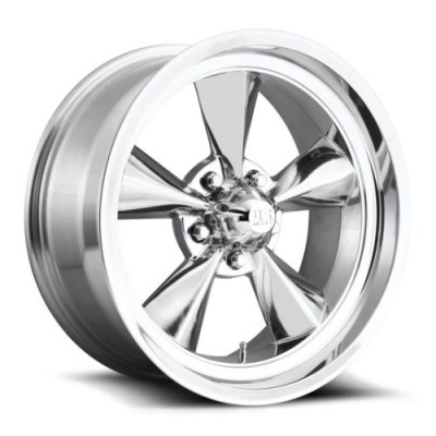 US MAG STANDARD U108 Polished wheel (15X8, 5x120.7, 72.6, 1 offset)
