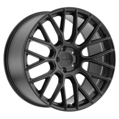 Victor Equipment Wheels STABIL Matte Black wheel (18X10.5, 5x130, 71.6, 55 offset)