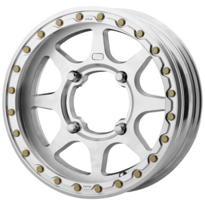XD ATV ADDICT 2 LW BEADLOCK Machine wheel (15X5, 4x156, 115, 0 offset)