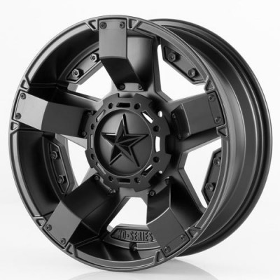 XD ATV XS811 RS2 Satin Black wheel (18X7, 4x156, 132.00, 0 offset)