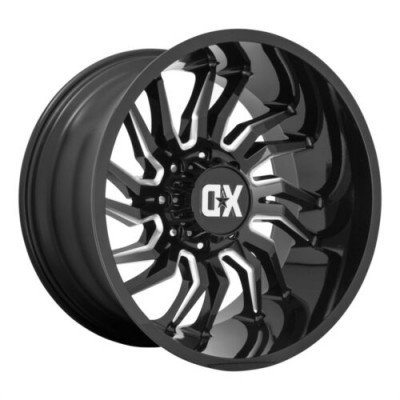 XD Series TENSION Gloss Black Diamond Cut wheel (20.00X10.00, 6x139.70, 106.1, -18 offset)