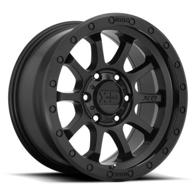 XD Series XD143 RG3 Satin Black wheel (17X8.5, 5x127, 71.5, 0 offset)
