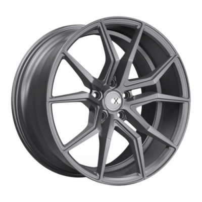 XO Luxury Wheels VERONA Matte Gun Metal wheel (19X9, 5x120.65, 70.3, 50 offset)