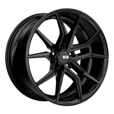 XO Luxury Wheels VERONA Matte Black wheel (19X9, 5x120.65, 70.3, 50 offset)