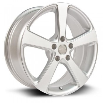 RTX Wheels Multi, Argent/Silver, 16X7, 5x110 ( offset/deport 40), 73.1