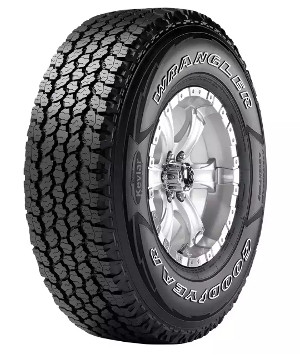 Commercial Tire - Goodyear Wrangler Duratrac