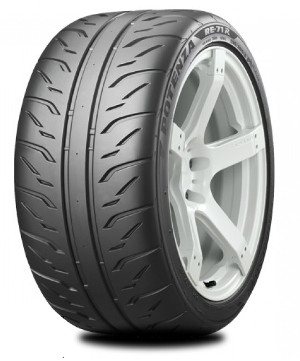Extreme performance tire - Bridgestone Potenza RE-71R