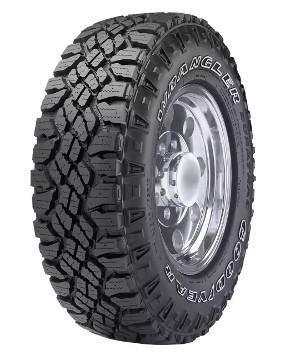 Off-Road Tire - Goodyear Wrangler MTR with KEVLAR