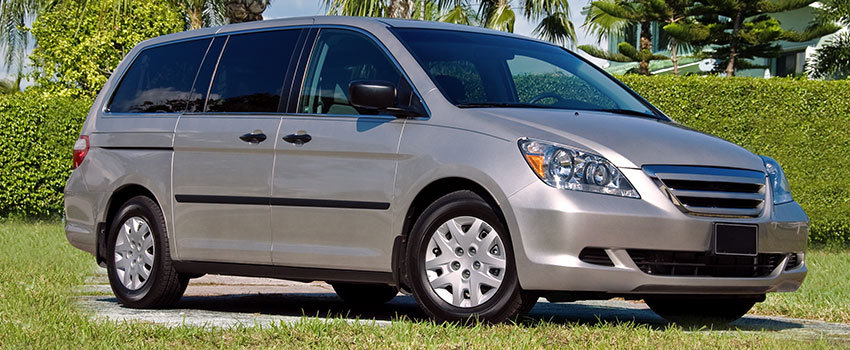 New Vans and Light Sport Utility Vehicles