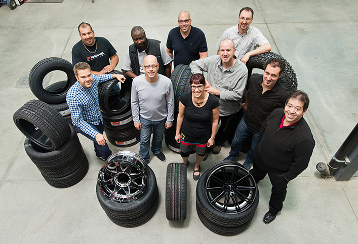 PMCtire team small